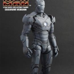 M03 Iron Man Mark III | Gun Metal Gray | Silly Things