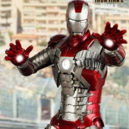 M05 Iron Man Mark V