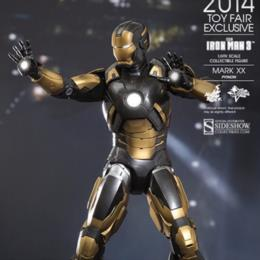 M20 Iron Man Mark XX | Python Armor