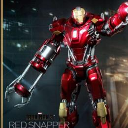 M35 Iron Man Mark XXXV | Red Snapper Armor