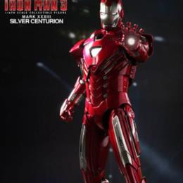 M33 Iron Man Mark XXXIII | Red Snapper Armor
