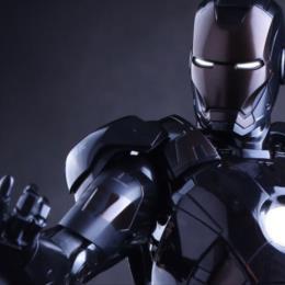 M07 Iron Man Mark VII | Stealth Mode Version