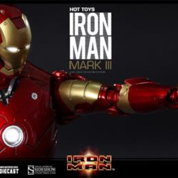 M03 Iron Man Mark III | Die Cast