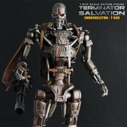 T-600 / Endoskeleton