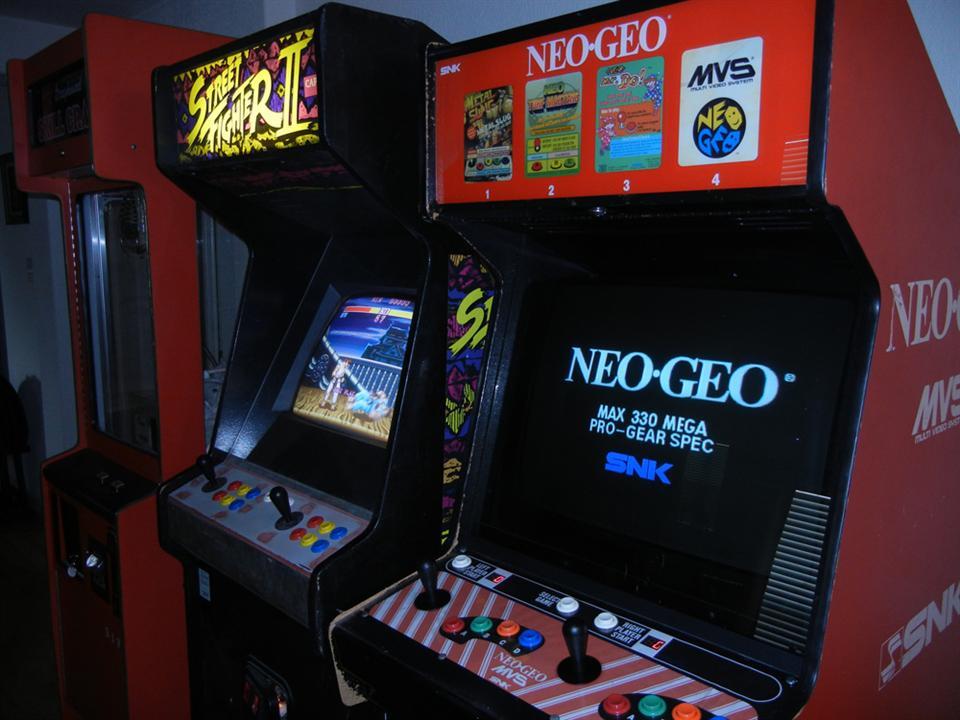 Neo-Geo MVS-4-25 v1