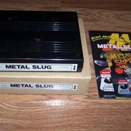 Neo-Geo MVS Cartridges and Kits