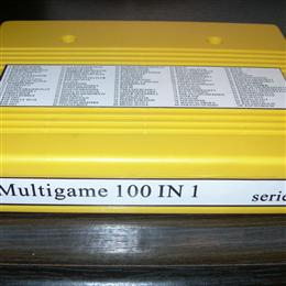 100 in 1 Multicart Series 1