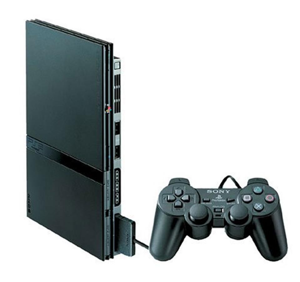 PlayStation 2 (Slim)