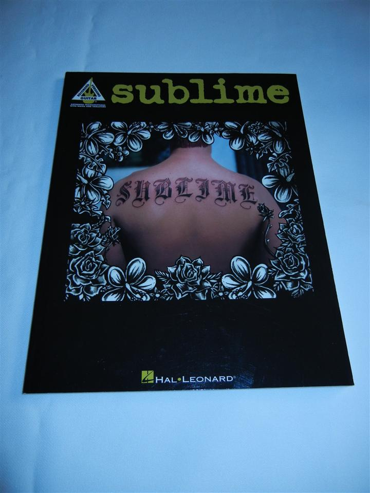 Sublime Guitar Tabs