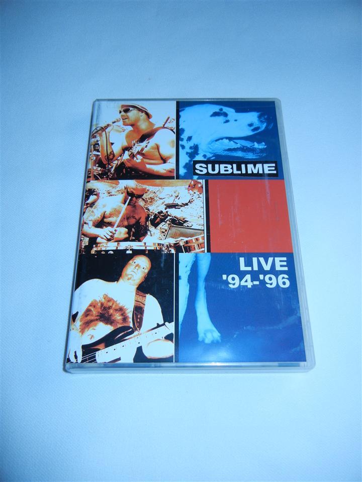 Live '94-'96 DVD