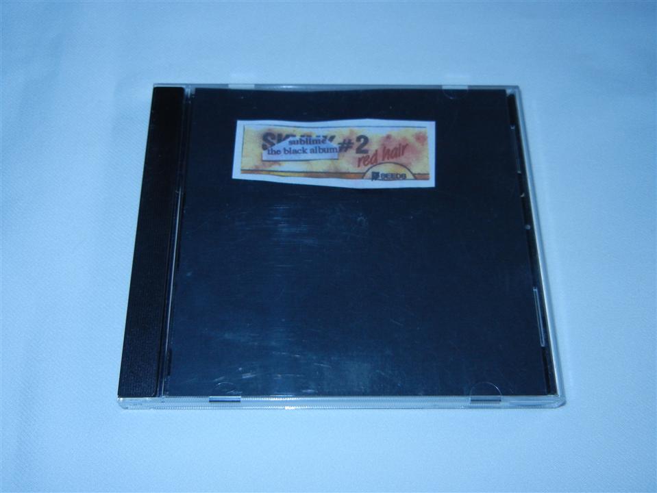 The Black Album 2: Red Hair