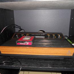 Atari 2600 Light Sixer