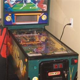Arcade and Pinball