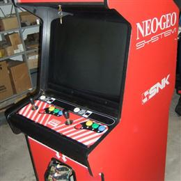 Neo Geo MVS-1-25