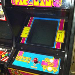 Ms. Pac-Man Cabaret