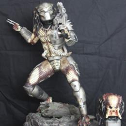 Sideshow Predator 1 Maquette Exclusive