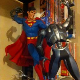 Batman vs Brainiac