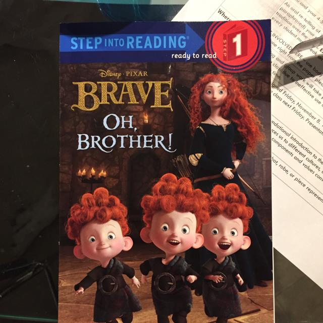 Brave Oh, Brother!