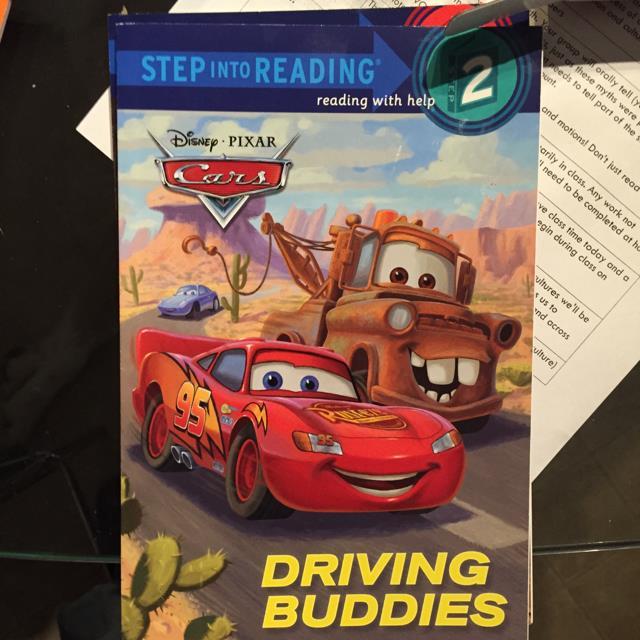 Cars Driving Buddies