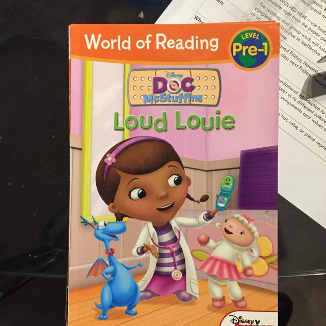 Doc Loud Louie