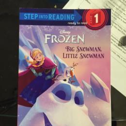 Frozen Big Snowman, Little Snowman