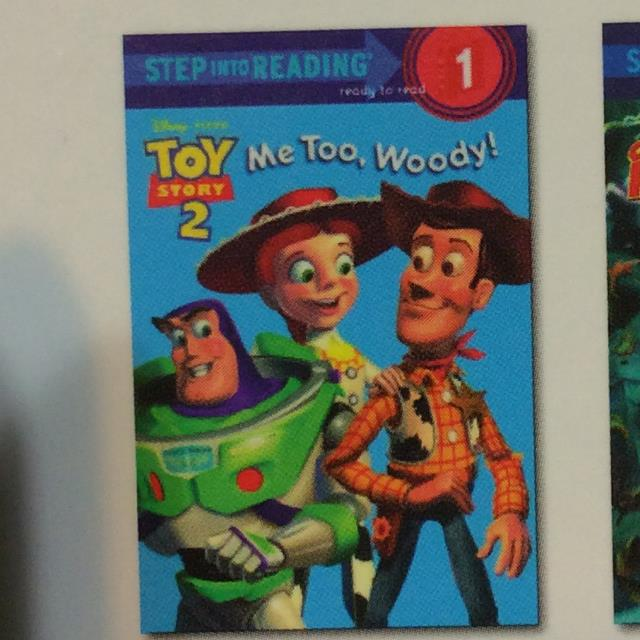 Toy story Me Too Woody