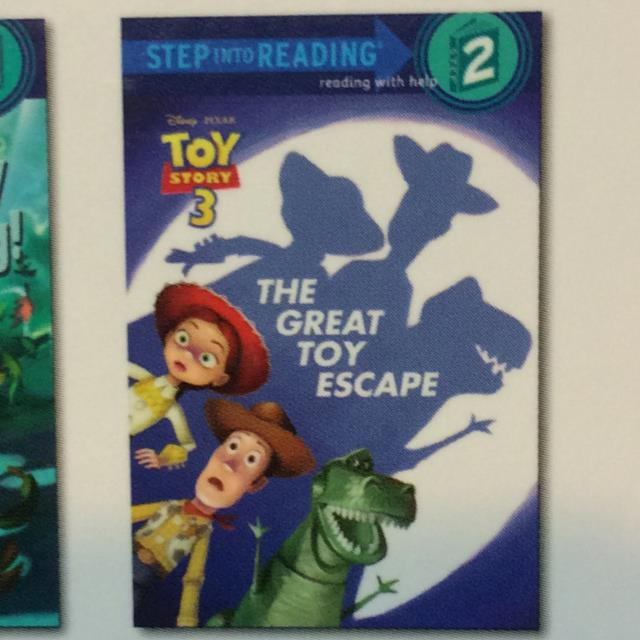 Toy story The Great Toy Escape