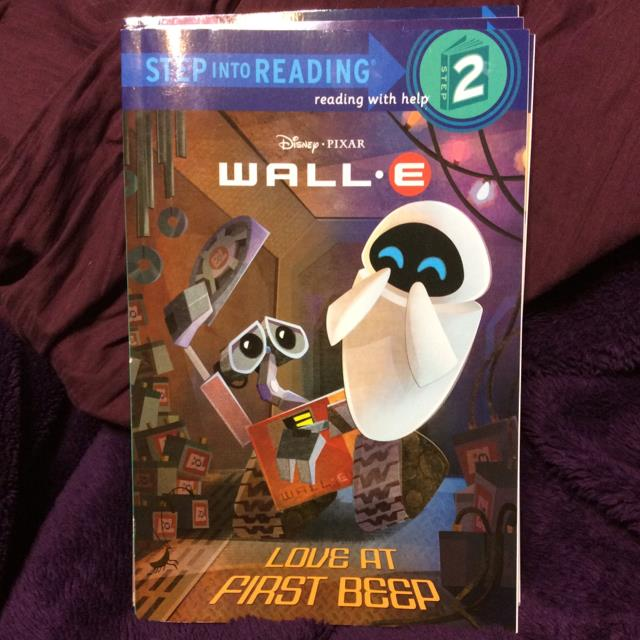 Wall E Love At First Beep
