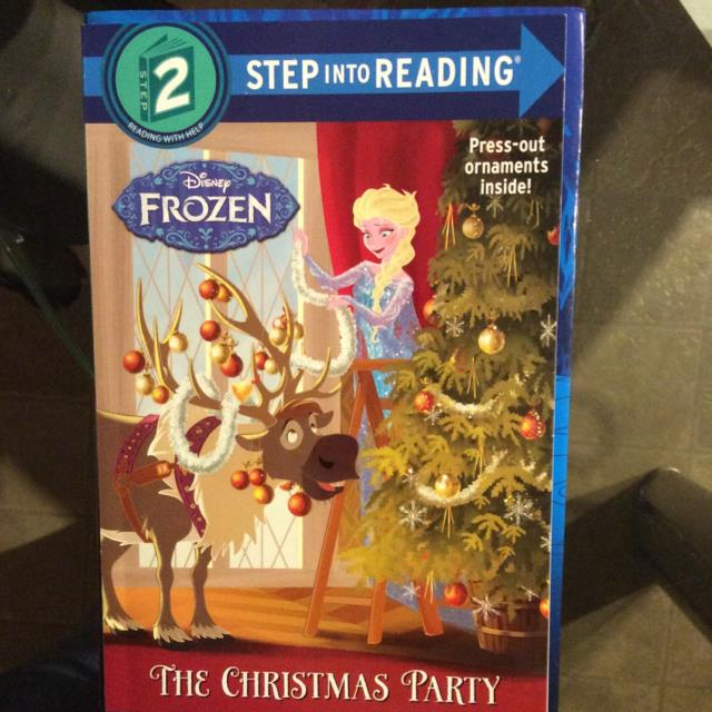 Frozen The Christmas Party