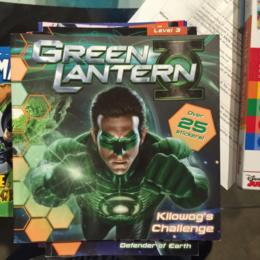 Green Lantern Kilowog's Challenge