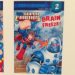 Super Friends Brain Freeze
