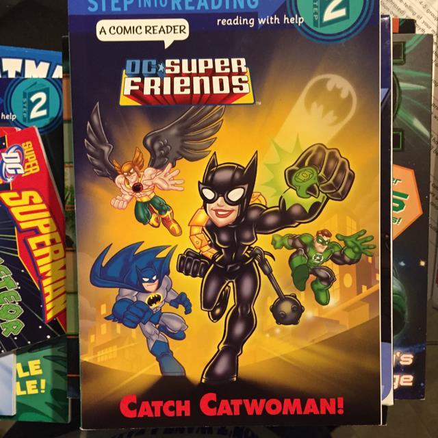 Super Friends Catch Catwoman