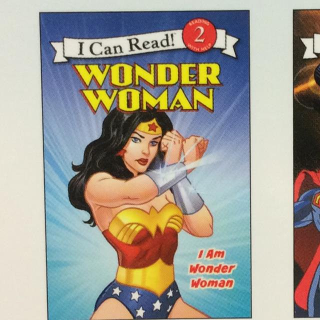 Wonder Woman I Am Wonder Woman