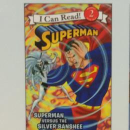 Superman Versus The Silver Banshee
