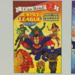 Justice League Meet The Justice League