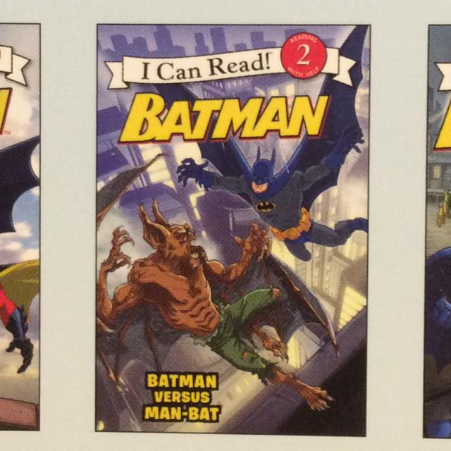 Batman Versus Manbat