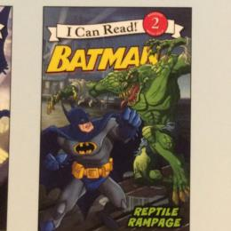 Batman Reptile Rampage