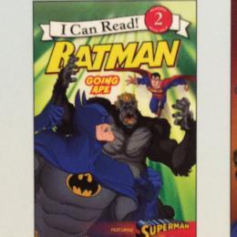 Batman Going Ape