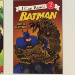 Batman Who Is Clayface
