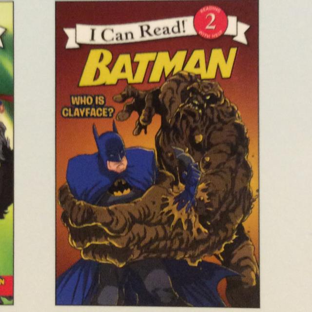 Batman Who Is Clayface