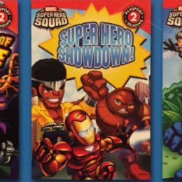 Super Hero Squad Super Hero Showdown!