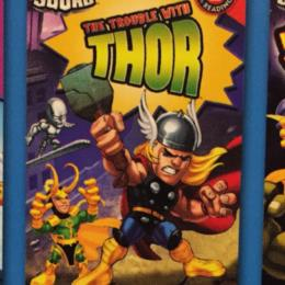 Super Hero Squad the Trouble With Thor