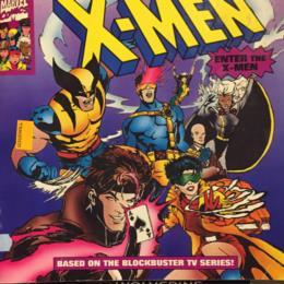X-Men Enter the X-Men