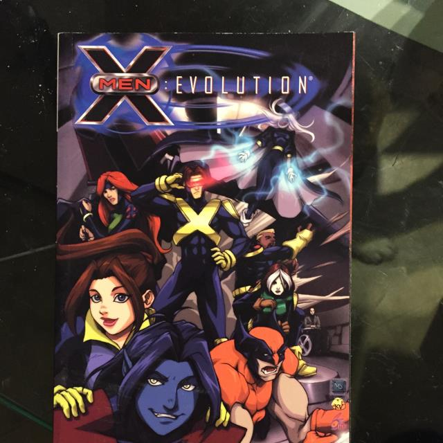 X-Men Exolution