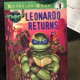 Leonardo Returns