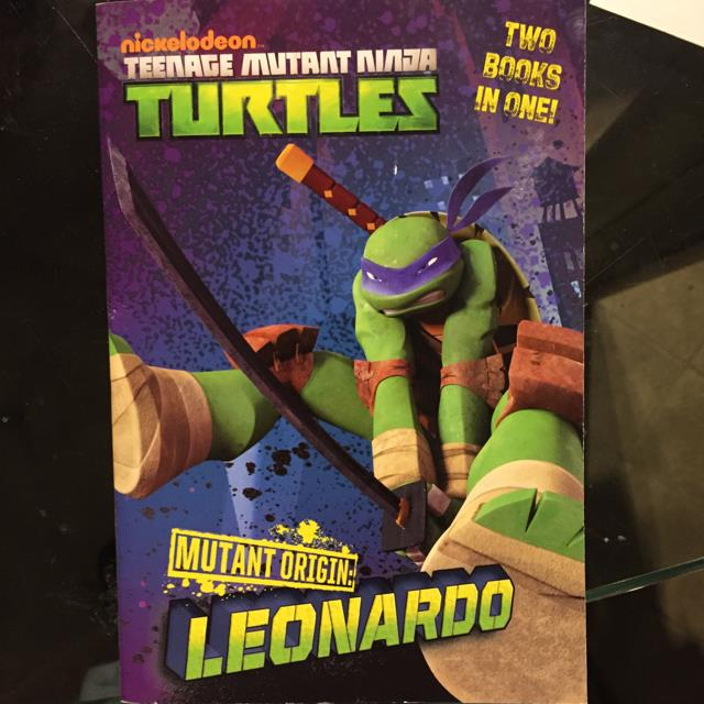 Mutant Origin: Leonardo/Donatello