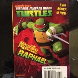Mutant Origin: Raphael/Michelangelo