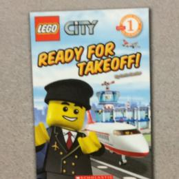 Lego City Ready For Take Off