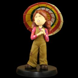 Kaylee - Serenity Little Damn Heroes Animated Maquette #1