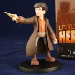 Mal - Serenity Little Damn Heroes Animated Maquette #2